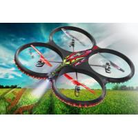 Jamara Flyscout droon kompassi ja HD kaameraga